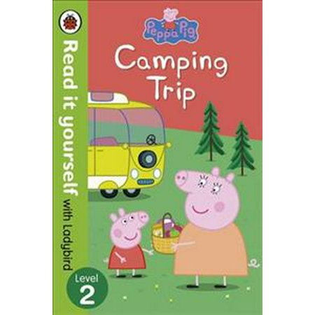 Peppa Pig: Camping Trip - Read it yourself with Ladybird ()