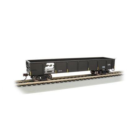 Bachmann 17203 HO Scale Burlington & Northern #500043 - 40' Gondola