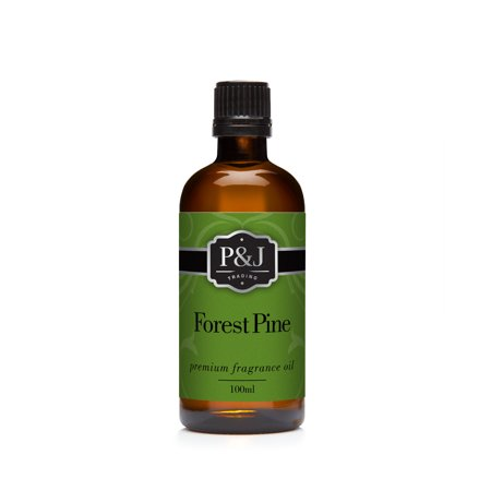 Forest Pine Fragrance Oil - Premium Grade Scented Oil - 100ml ()