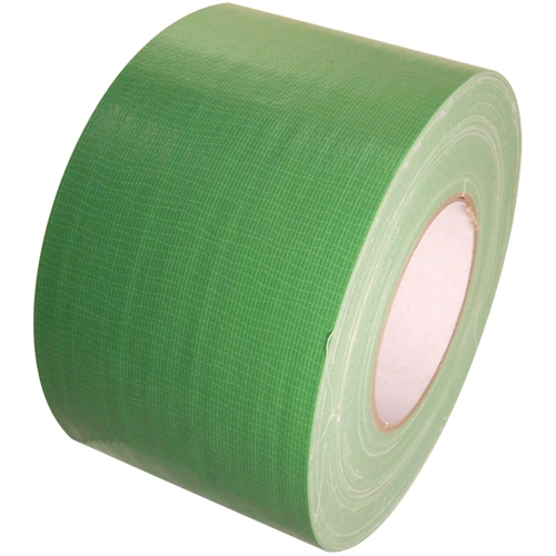 CDT-36 4 inch x 60 yards Light Green Duct Tape