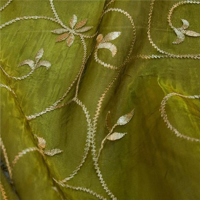 Venezia Decorative Fabric - Lime, 25 yards