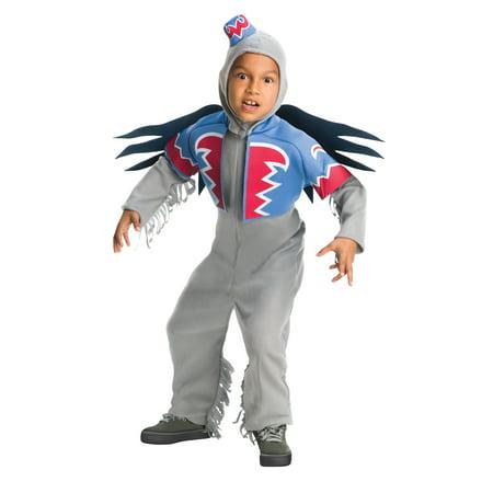 Flying Monkey Deluxe Wizard of Oz Child Unisex Costume R886496 - Medium (8-10)](Flying Saucer Costume)