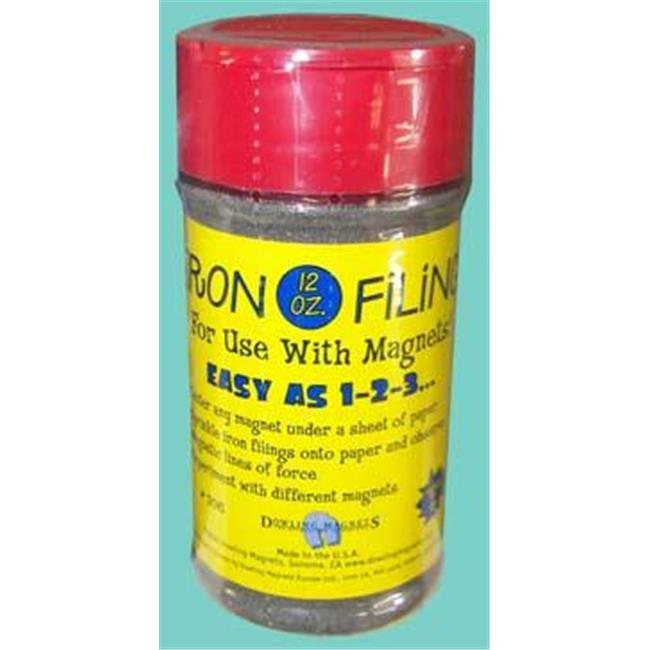 Olympia Sports 13662 Iron Filings - 12 oz.
