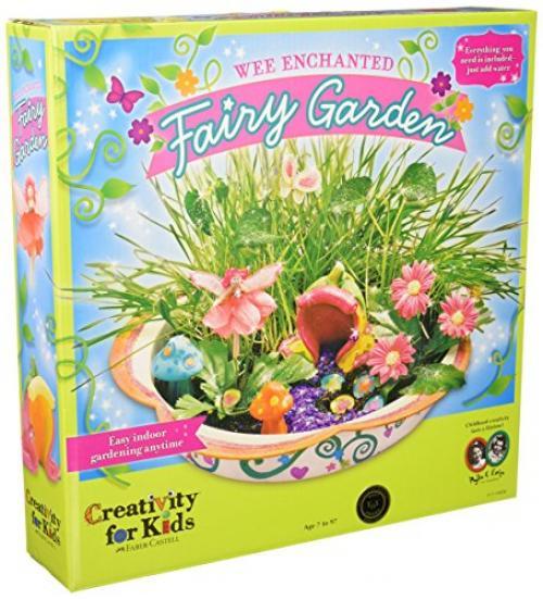 Perfect Enchanted Fairy Garden Kit