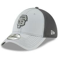 buy popular 0b0e6 dbbca Product Image San Francisco Giants New Era Grayed Out Neo 39THIRTY Flex Hat  - Gray