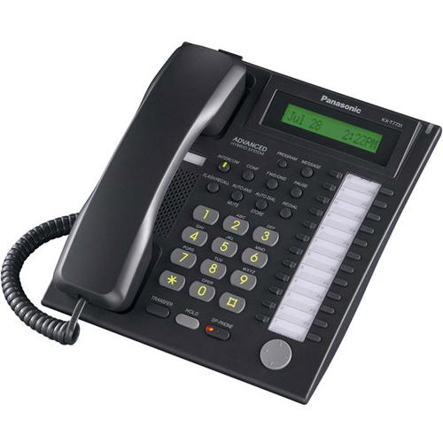 Refurbished PAN-KX-T7731B Speakerphone Telephone With LCD