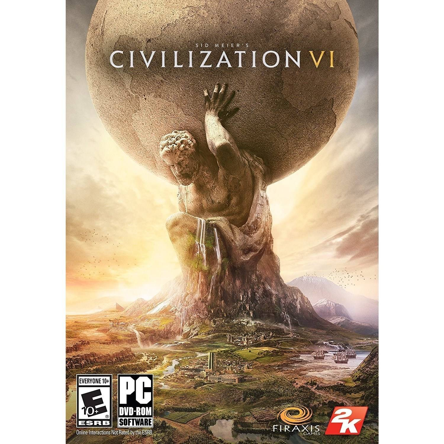 Sid Meiers Civilization VI (PC)