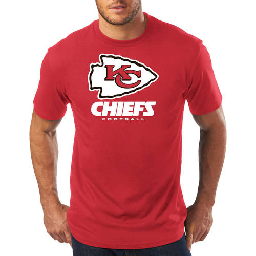 Big Men's NFL Kansas City Chiefs Short Sleeve Tee