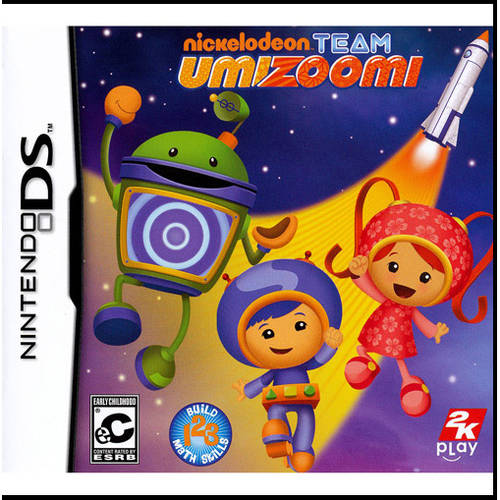 Team Umizomi (DS) - Pre-Owned