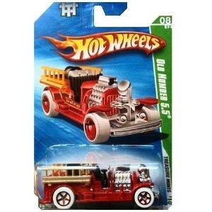 2010 Hot Wheels Treasure Hunts - Old Number (Number Wheel)