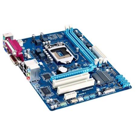Ddr2 Micro Atx Motherboard - GA-H61M-S2PV rev.2.2 Gigabyte H61 LGA1155 DDR3 Micro ATX Motherboard NO I/O USA Intel LGA1155 Motherboard