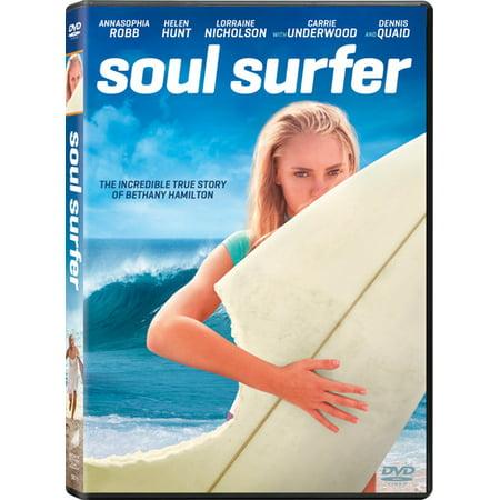 2011 Dvd - Soul Surfer (DVD)
