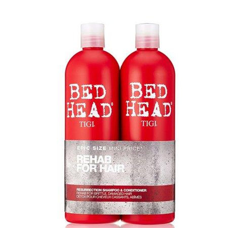 tigi bed head urban antidotes 3 resurrection shampoo and conditioner tween duo 2 x (Best Shampoo And Conditioner For White Hair)
