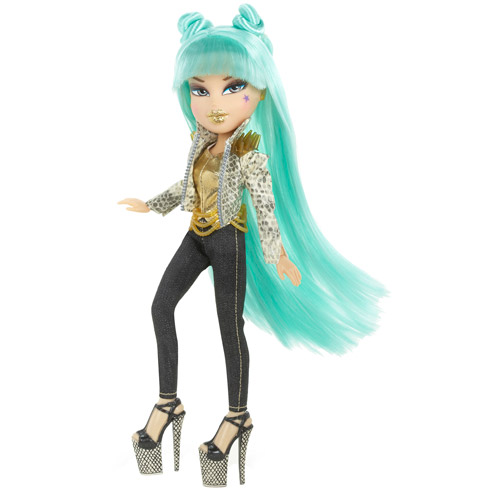 Bratz Style Starz Doll, Jade by MGA Entertainment