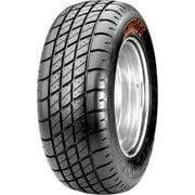 Maxxis Razr TT Medium Compound ATV Bias Front Tire 18X6-10 (TM00039100)