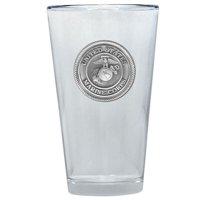 United States Marines Pint Glass