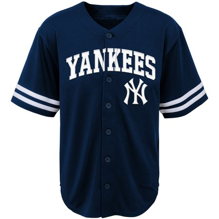 - Youth Navy New York Yankees Team Jersey