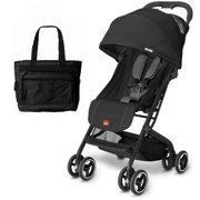 Goodbaby GB QBIT Baby Stroller with Diaper Bag Monument Balck