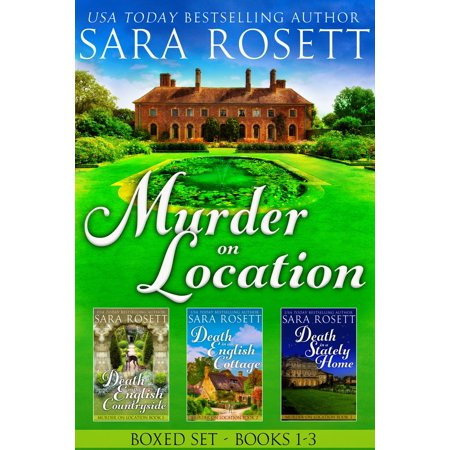 Murder on Location Boxed Set Books 1-3 - (Location Set)