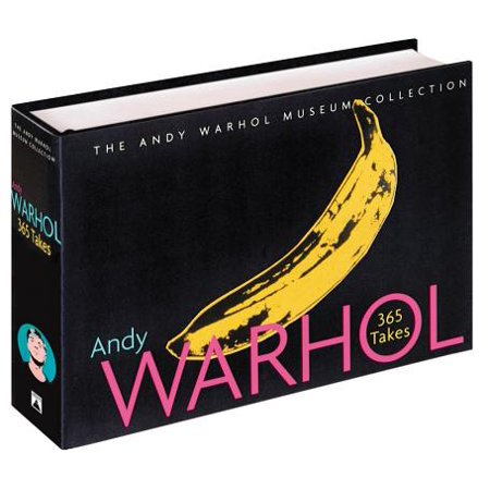 (Andy Warhol: 365 Takes : The Andy Warhol Museum Collection)
