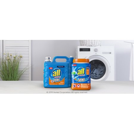 Spend $15, Get $5 on all Laundry Products