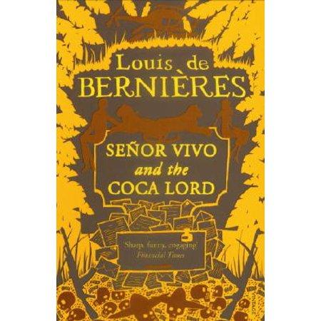 Cocas De Halloween (Senor Vivo & the Coca Lord)