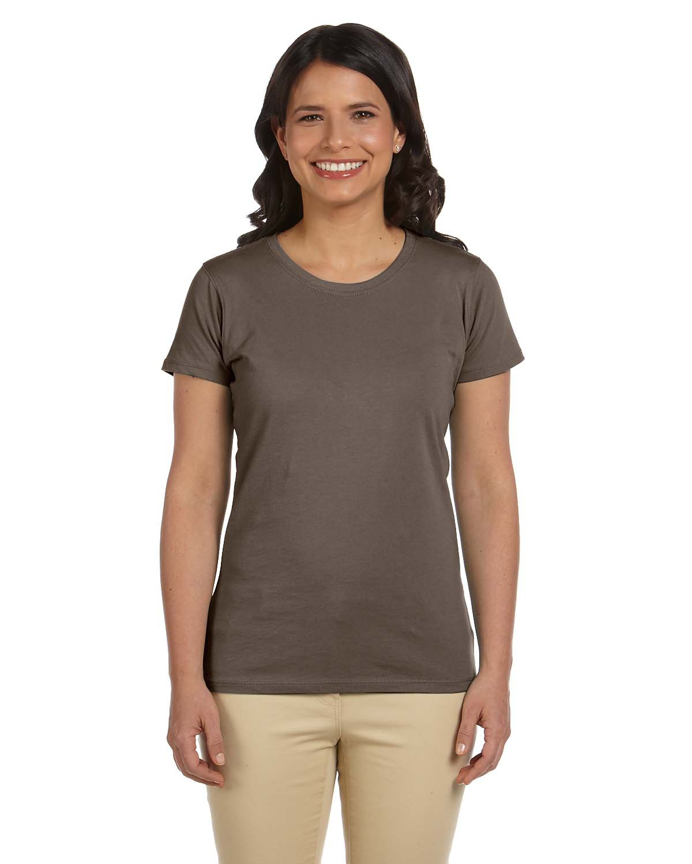 4013f054 econscious Ladies 4.4 oz., 100% Organic Cotton Classic Short-Sleeve  T-Shirt-EC3000