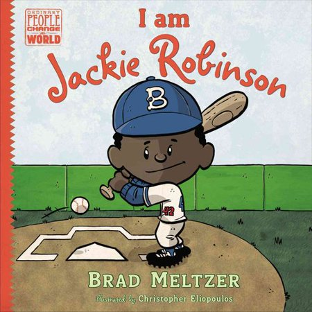 I Am Jackie Robinson by