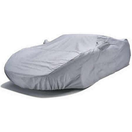 Custom Car Cover: 1995-98 Fits MAZDA PROTEGE 4DR SEDAN W/MP (Noah, Grey) (Noah Car Covers Best Price)