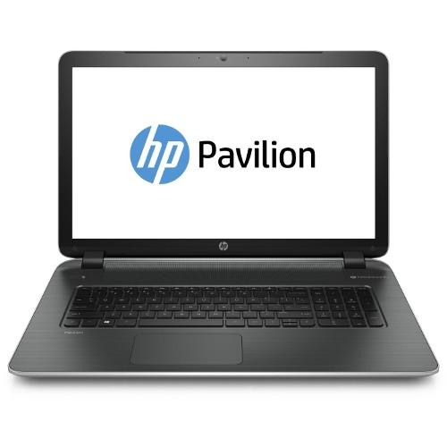 """HP Pavilion 17-f010us 17.3"""" LED Notebook AMD A-Series A6-6310 1.80GHz Silver"""