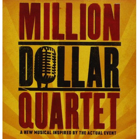Million Dollar Quartet By Anneliese van der Pol Format Audio CD Ship from