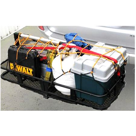 Lock Cargo Control - HitchMate Mounted Cargo Carrier, CargoWeb and Lock
