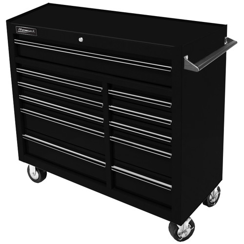 Homak Pro Series 11 Drawer Rolling Cabinet