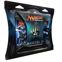 2018 Magic The Gathering Masters 25 3-Booster Draft Pick Trading Cards