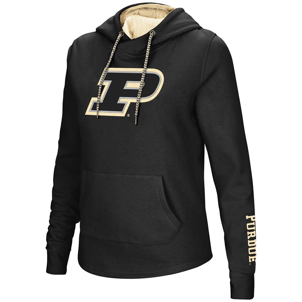 Womens Purdue Boilermakers Pull-over Hoodie - XL