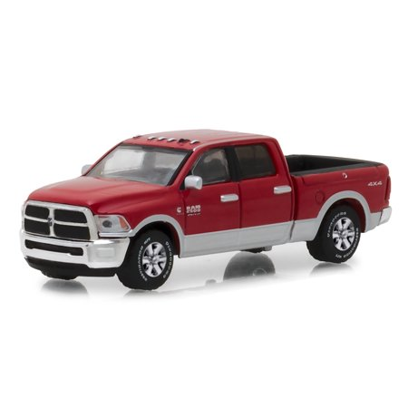 - 2018 Dodge Ram 2500 Big Horn Pickup Truck Red