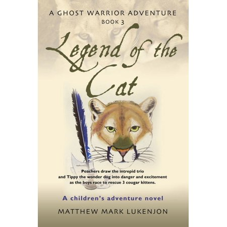 Halloween Warrior Cat Names (LEGEND OF THE CAT: A Ghost Warrior Adventure - Book III -)