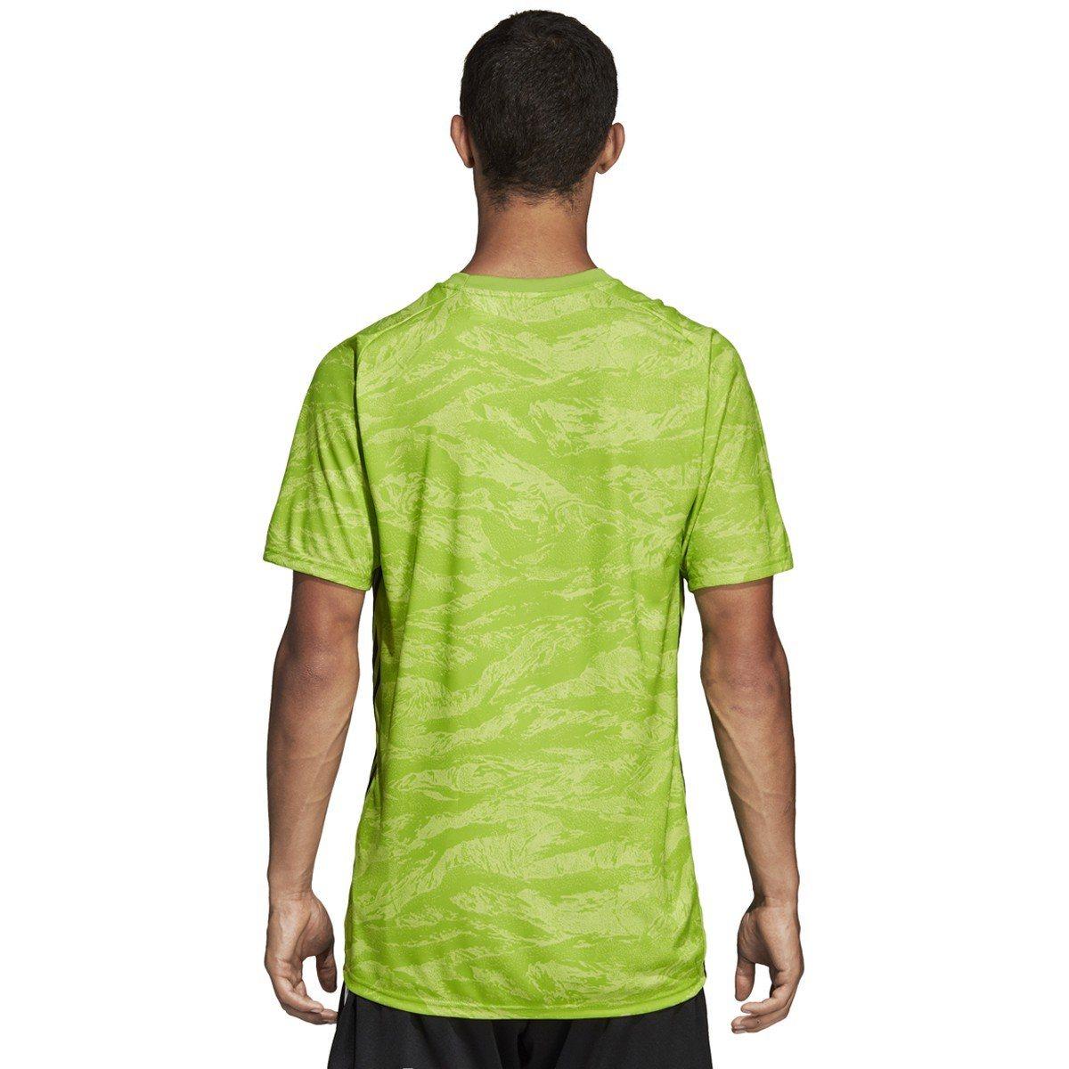 adidas Men's AdiPro 19 Goalkeeper Shortsleeve Jersey   DP3131