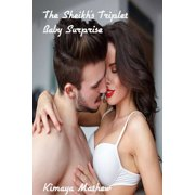 The Sheikh's Triplet Baby Surprise - eBook