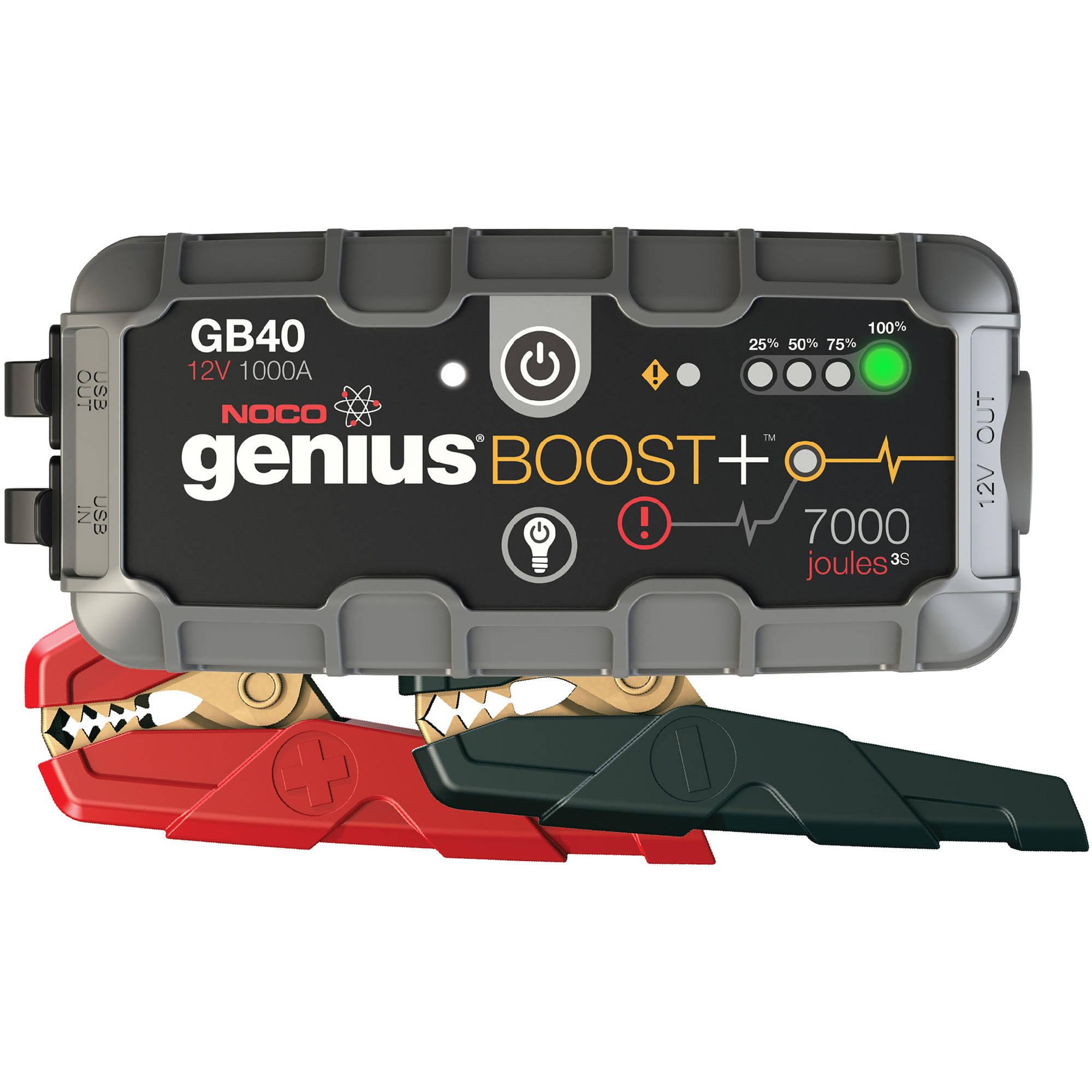 NOCO GB40 Genius Boost Plus 1,000A Jump Starter by Noco