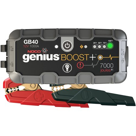 Noco Gb40 Genius Boost Plus 1 000A Jump Starter