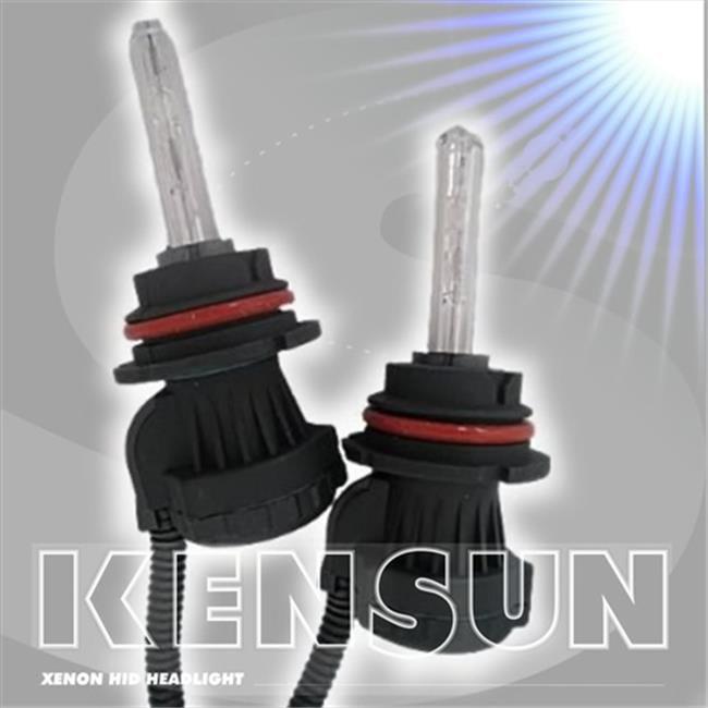 SDX UN-S-Slim Kit-9004 M-12K HID Bi-Xenon 12000K 35W DC Slim Kit, Blue