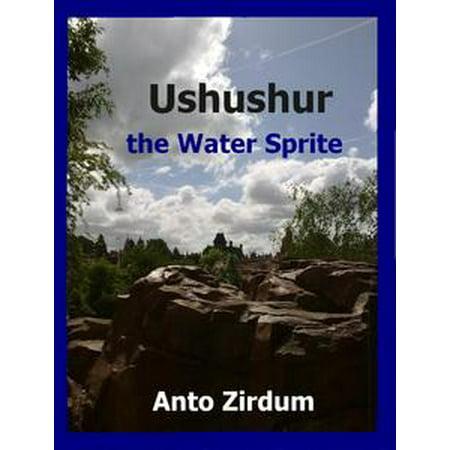 Ushushur the Water Sprite - - Spirit Products