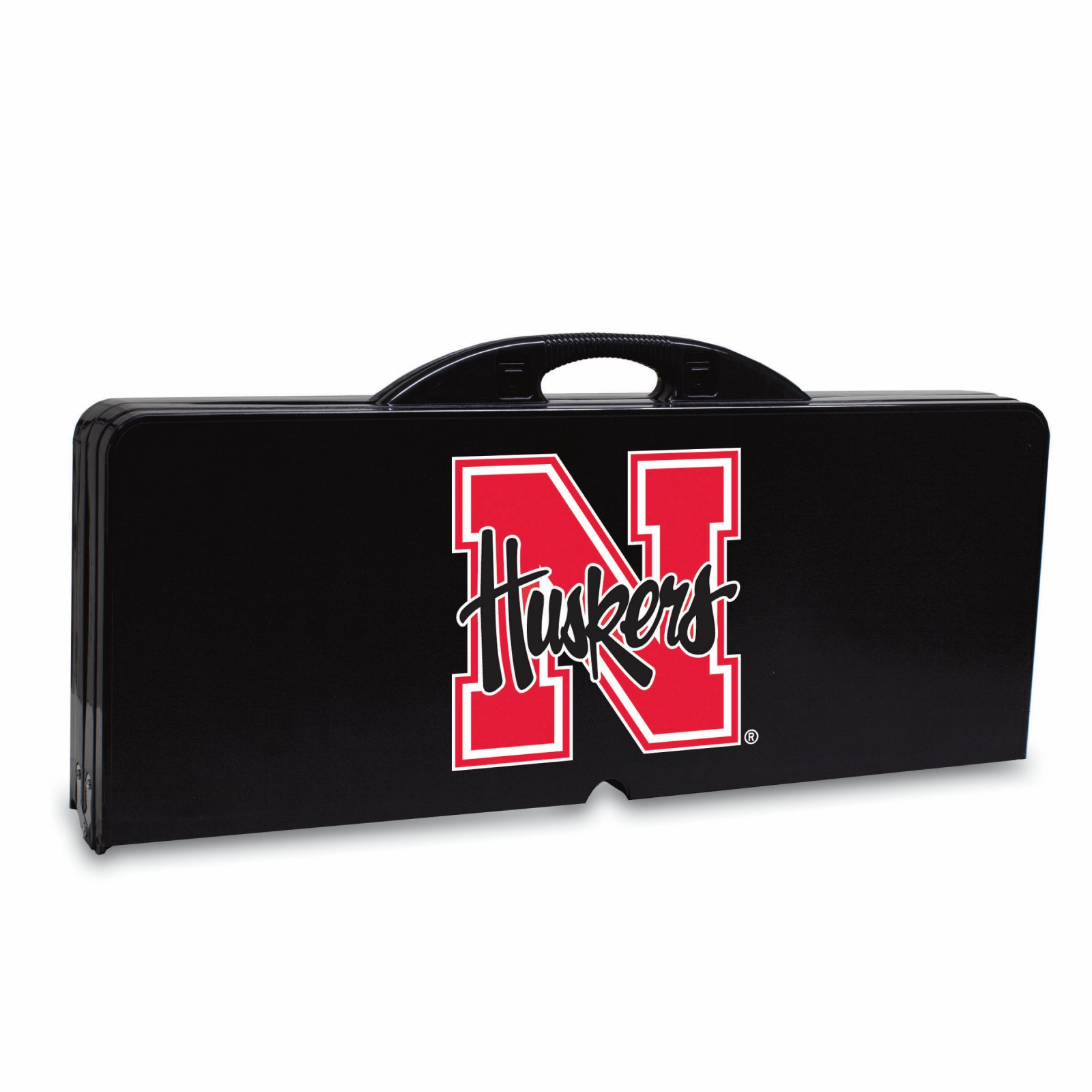 Picnic Time NCAA College Team Logo Folding Picnic Table by Picnic Time