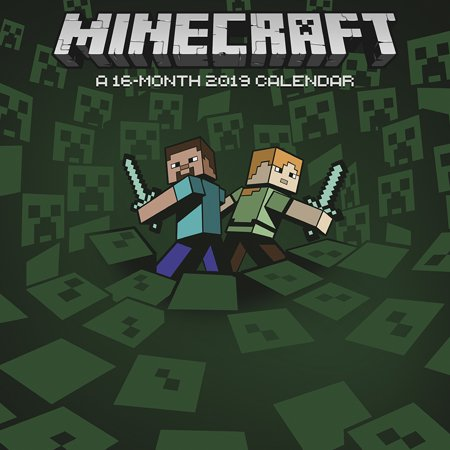 - 2019 Minecraft Mini Calendar