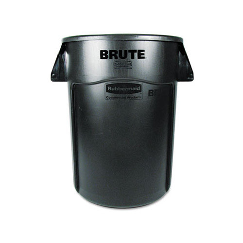 Rubbermaid Commercial Products Brute Vented 44-Gal Trash Receptacle