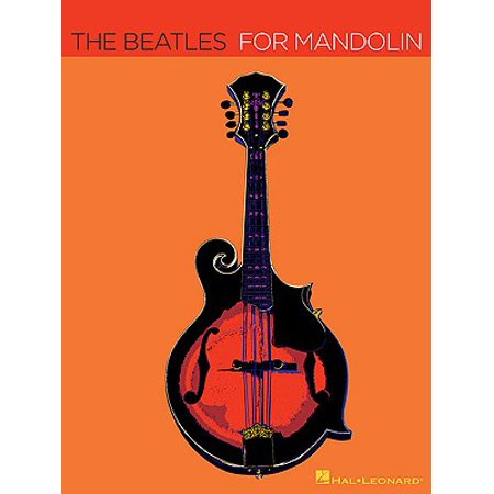 The Beatles for Mandolin (Paperback) ()