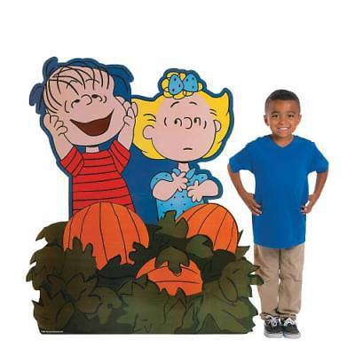 Peanuts Great Pumpkin Cardboard Stand-Up By Fun Express - Pumpkin Express