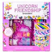 Just My Style® D.I.Y. Sparkle Unicorn Friendship Bracelets