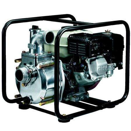 Koshin Sth 50X 2In Semi Trash Pump 3 5Hp 118Cc Honda Engine Max Output 158Gpm Max Head 95Ft